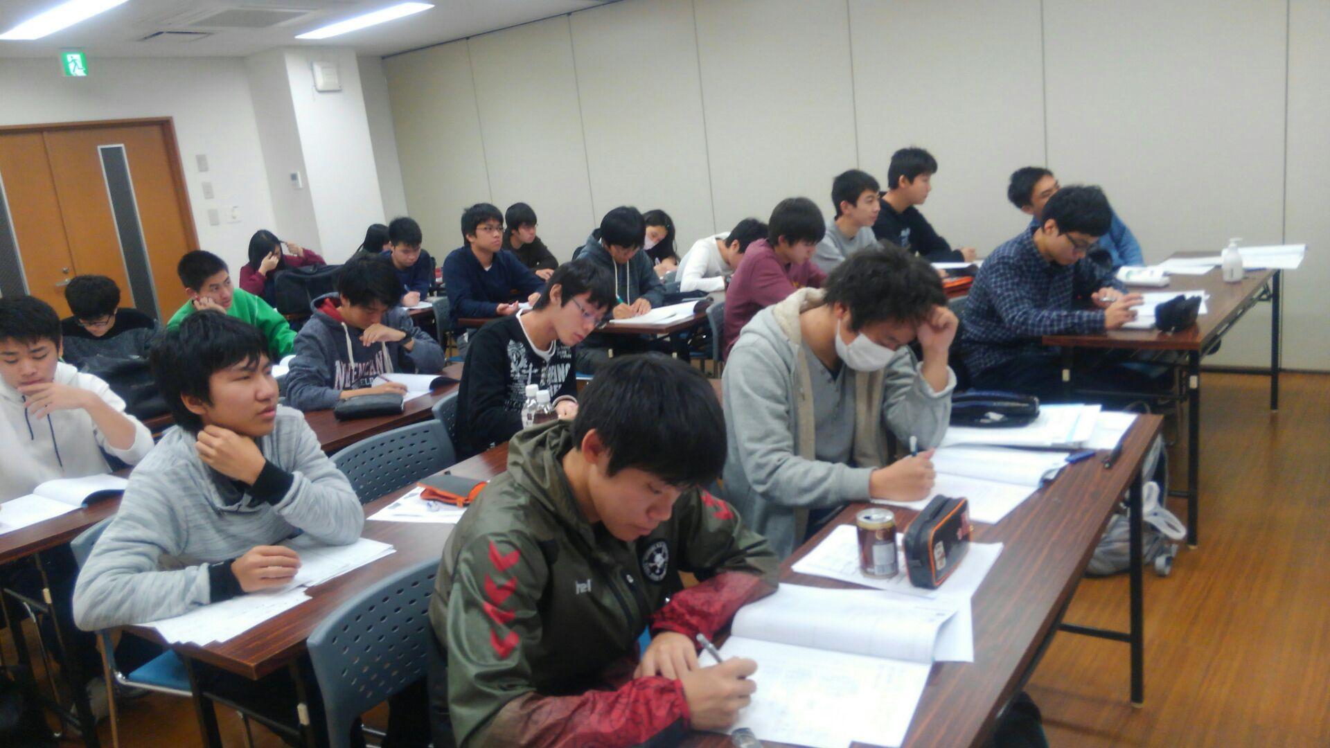 勉強合宿2