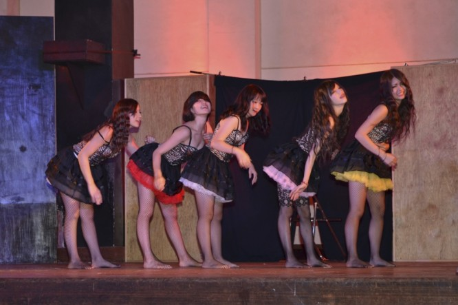 East Dancers