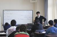 1年生 英語授業