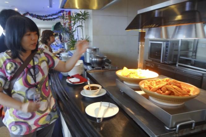 マレー料理昼食レストラン会場候補 - マレーシア